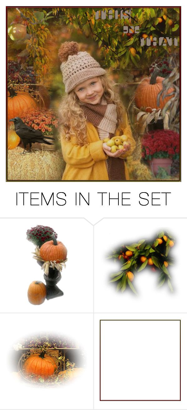 """""""Harvest~N~Halloween Contest"""" by lastchance ❤ liked on Polyvore featuring art"""