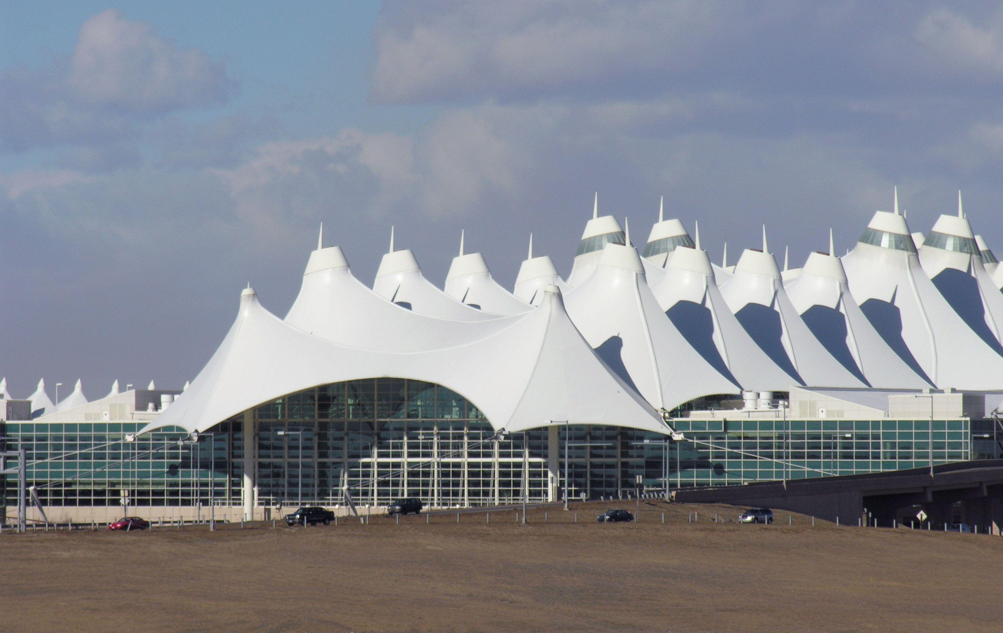 City Of Denver Denver Airport Denver Travel Denver City
