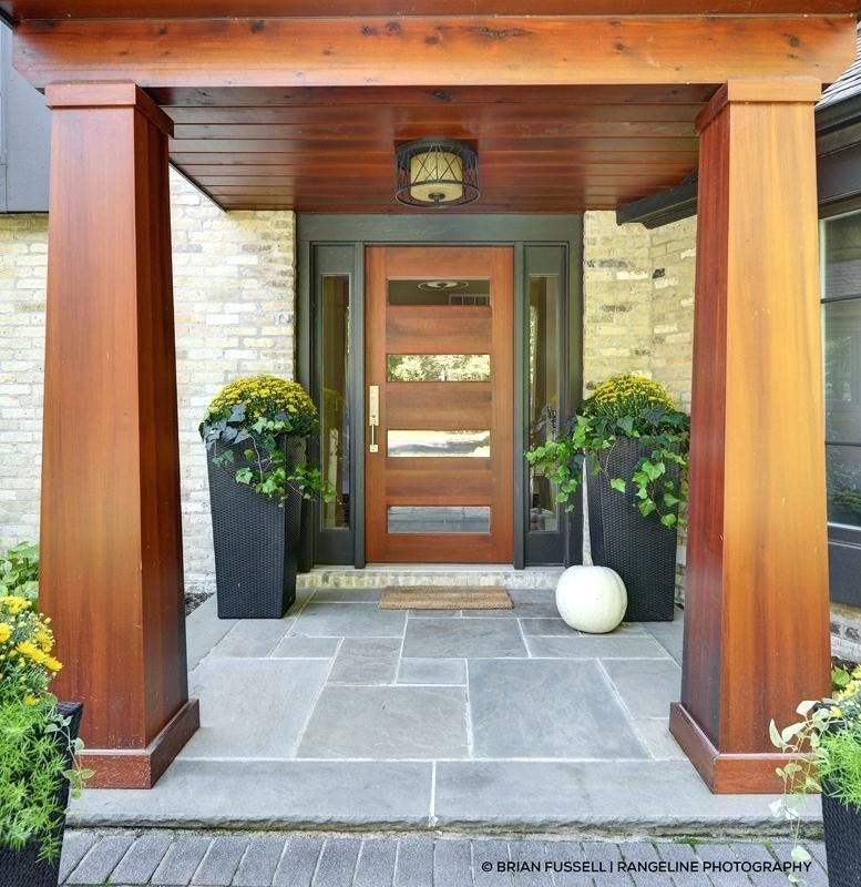 Front Entry Door Ideas Contemporary Wood Front Door Idea Gallery