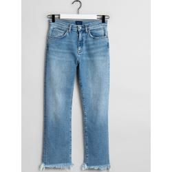 Photo of Gant Cropped Jeans (Blue) Gant