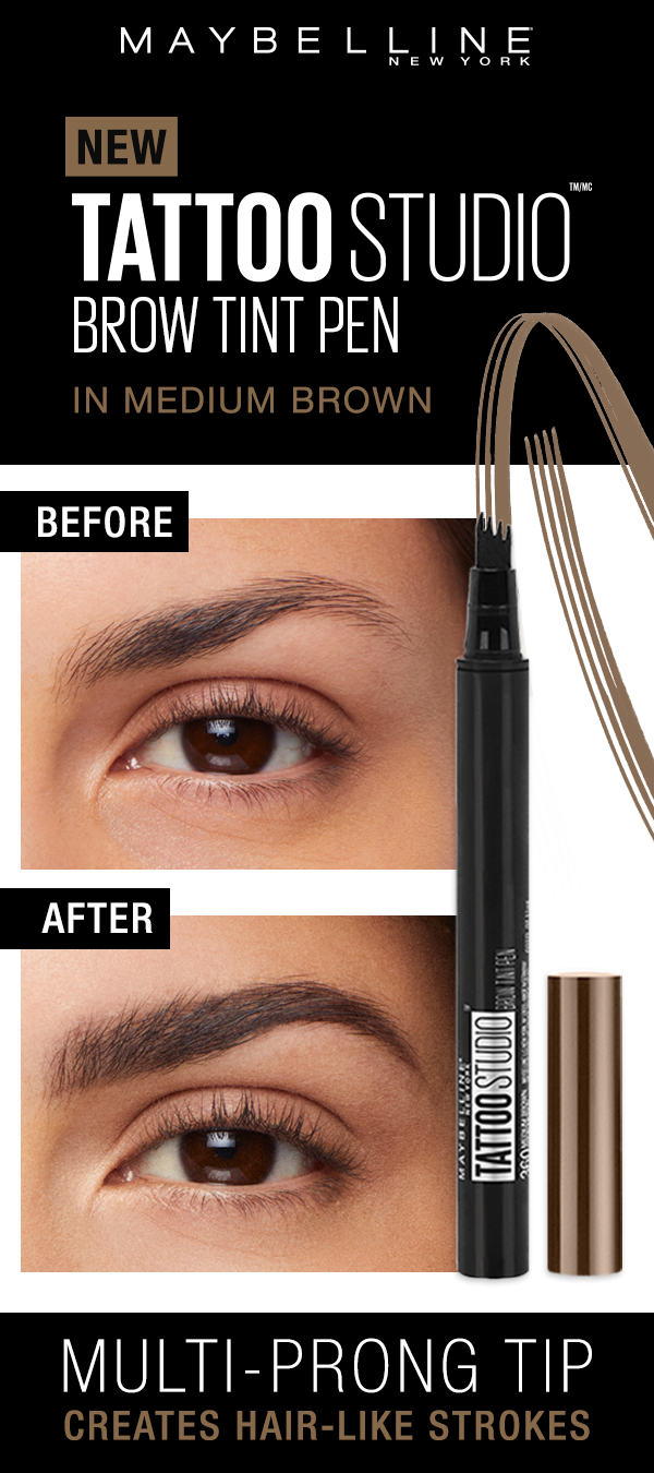 Eyebrow Enhancers Beauty & Health Micro-blading Eyebrow Tattoo Pen Waterproof Eye Makeup 3 Colors Easy Use Eyebrow Pen Deep Color Pencil Eyebrow To Make One Feel At Ease And Energetic