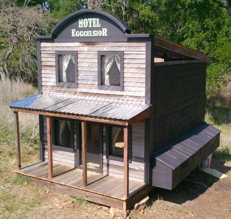 These Amazing Chicken Coop Designs For Backyard Chickens Will Make Your Jaw  Drop.