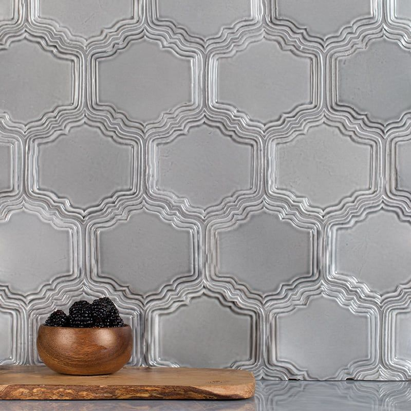 Moresque Tile Is Luxury Hand Made Ceramic Tile And Decorative - Decorative ceramic tile trim pieces