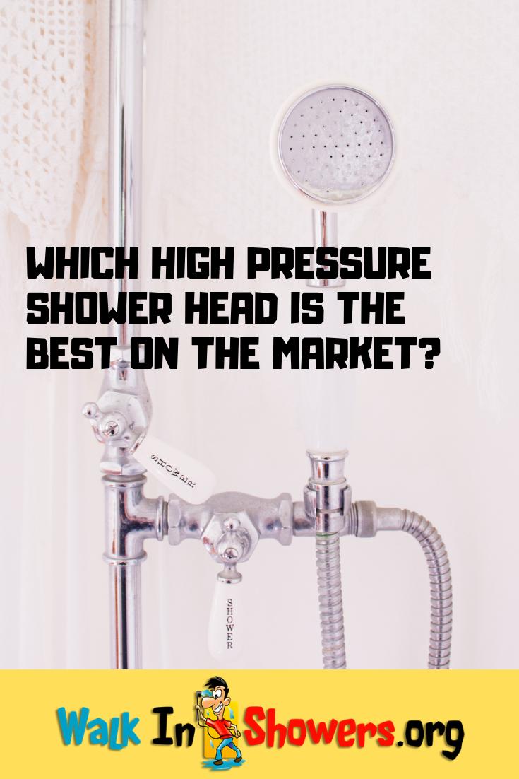 Best High Pressure Shower Head Reviews In 2020 High Pressure Shower Head Shower Head Reviews High Pressure