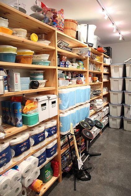12 Tips For Supremely Organized Basement Storage Basement Organization Basement Remodeling Basement Storage