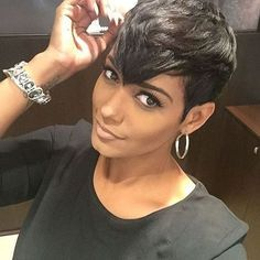 Love this pixie by @patricehector on @tahlia_atlantasrealtor ...