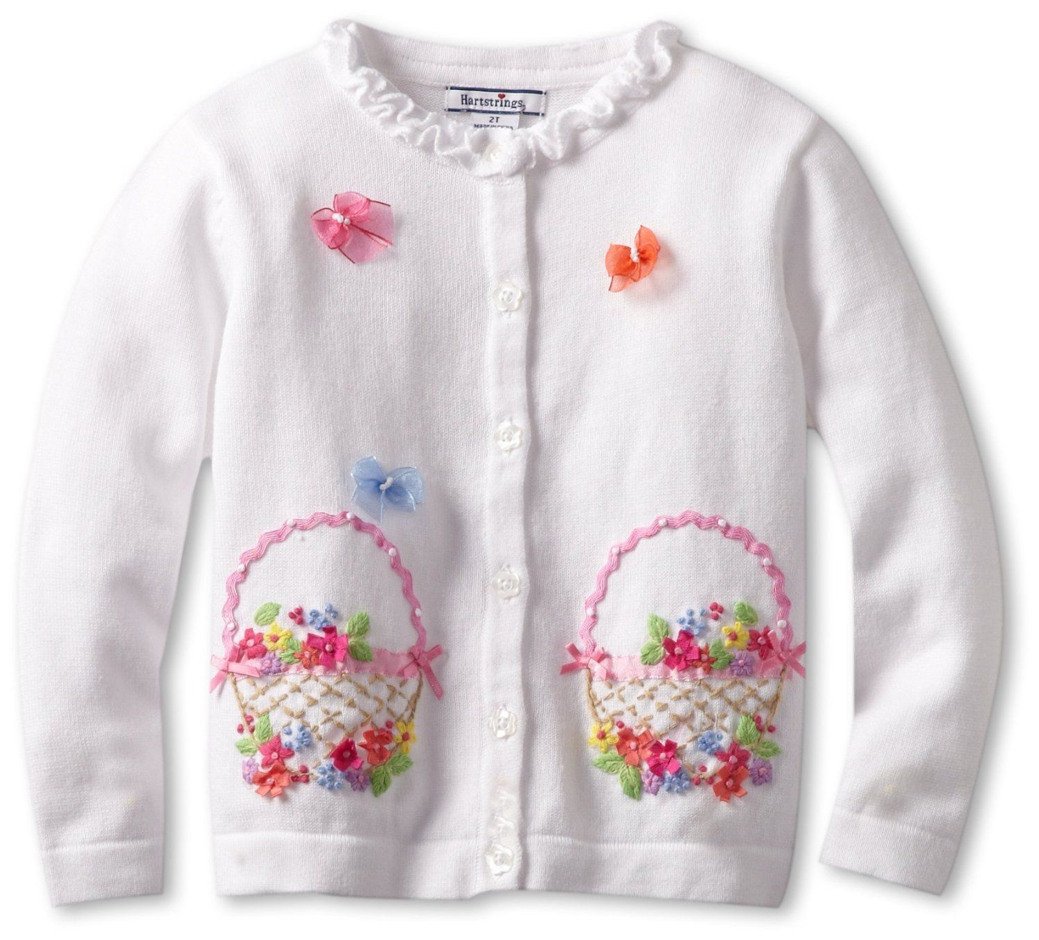 Girls Pretty Easter Sweater | Easter | Pinterest | Easter