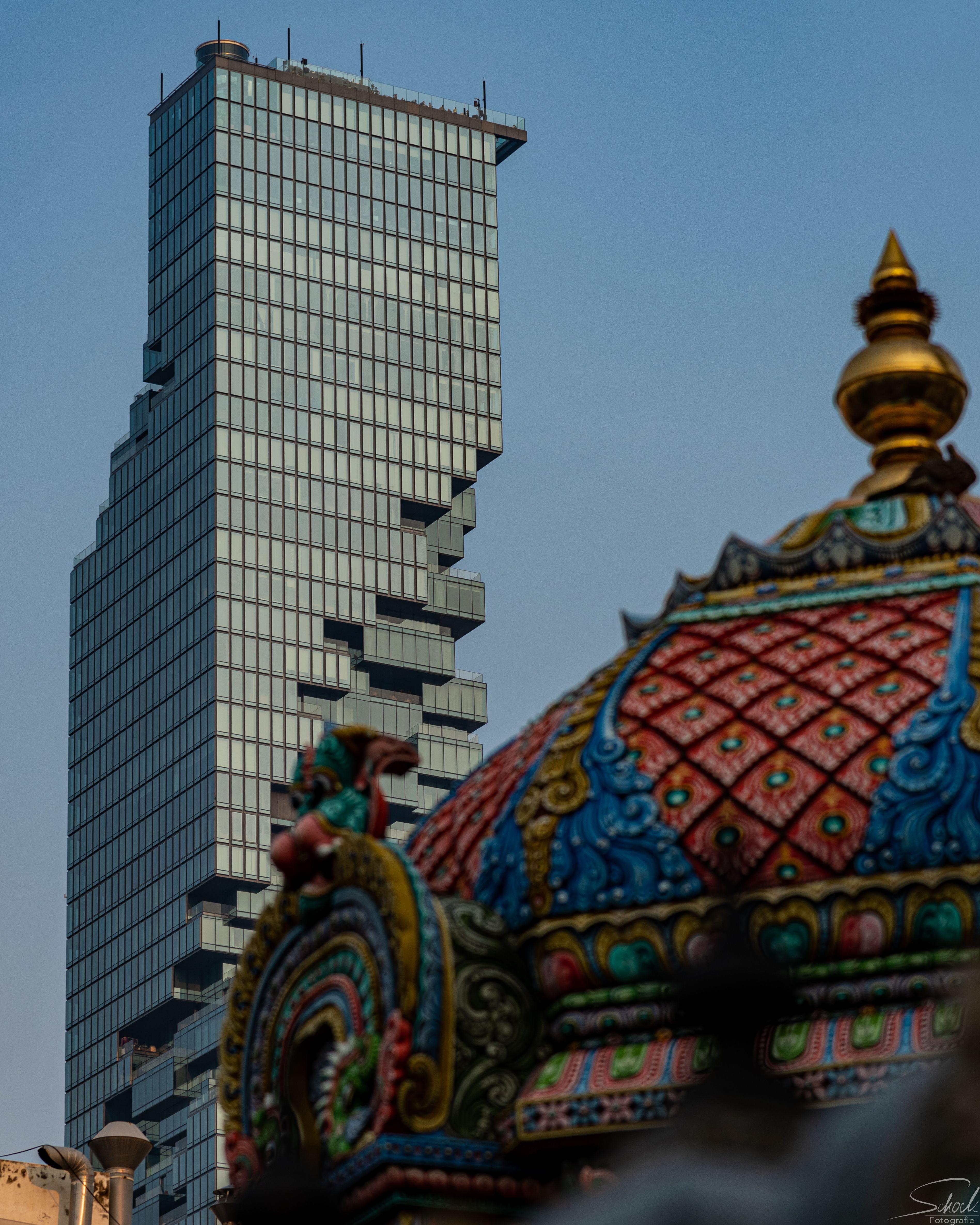 Maha Nakhon Bangkok In 2020 Bangkok Thailand Landmarks