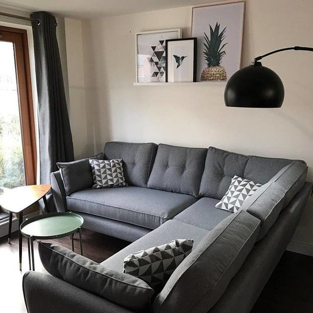 Zinc 4 Seater And 2 Seater In Charcoal Jon T Dfs Dfs Corner Sofa Small Living Rooms Living Room Inspo