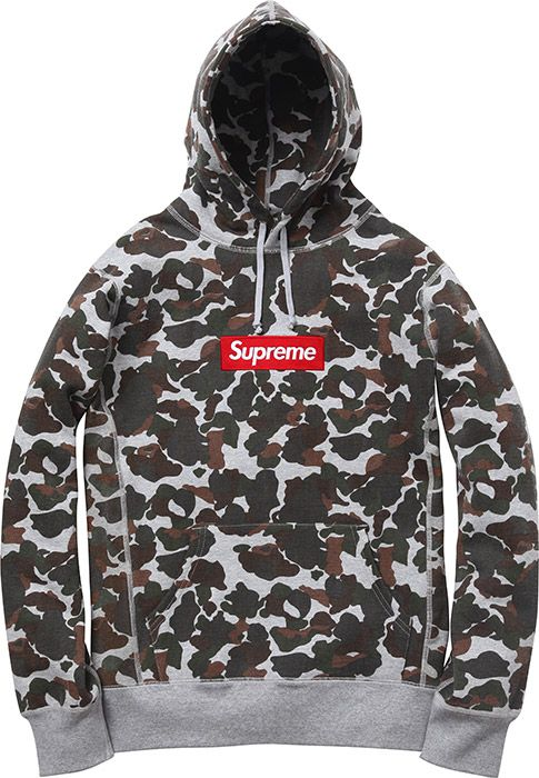 d4fa663cd318 Box Logo Camo 2012 - If this didn't have the supreme logo on it, I'd love it