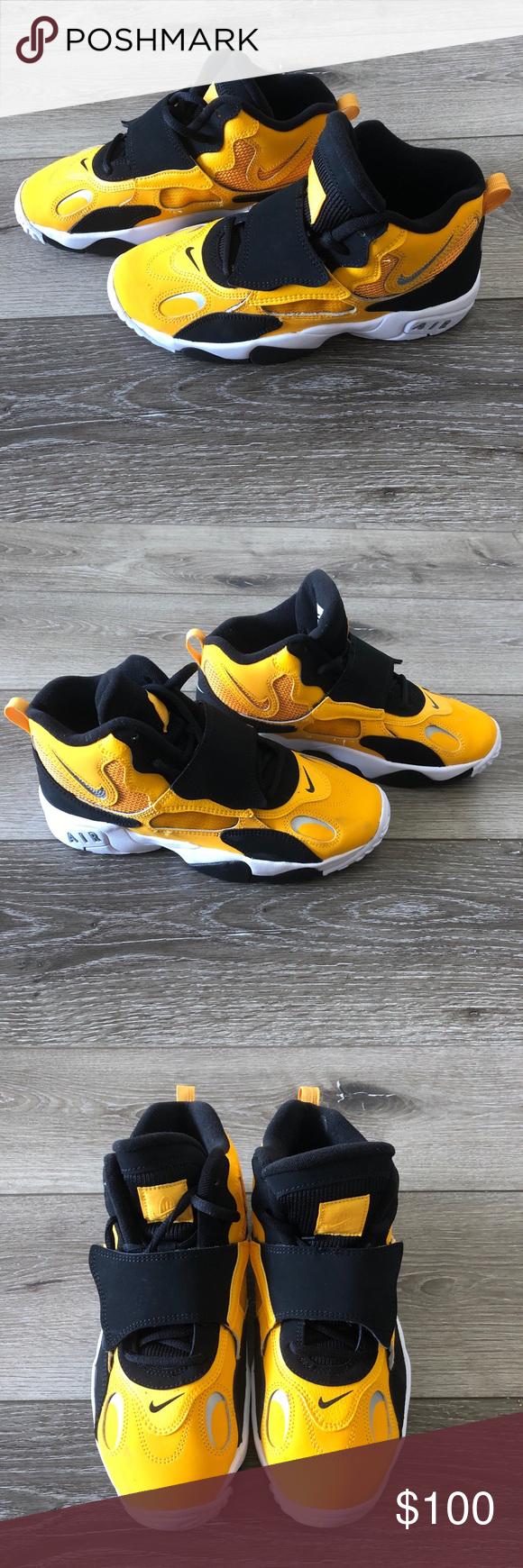 Nike Air Max Speed Turf Big Kids Shoe