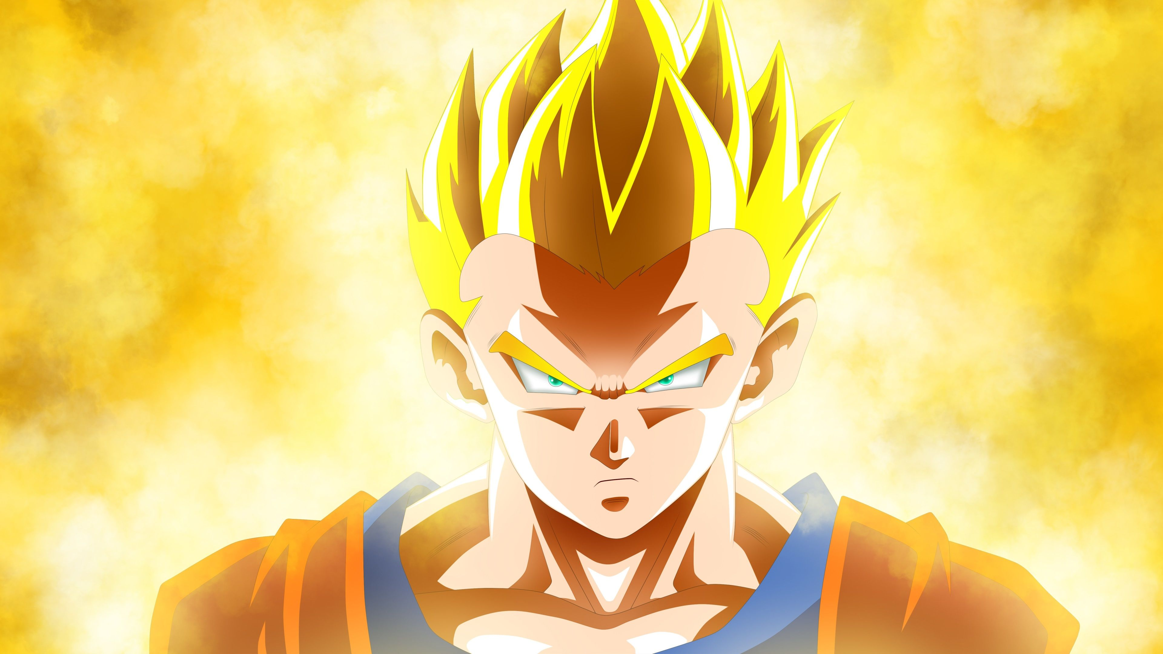 3840x2160 Son Goku 4k Pc Wallpaper Free Download Hd Dragon