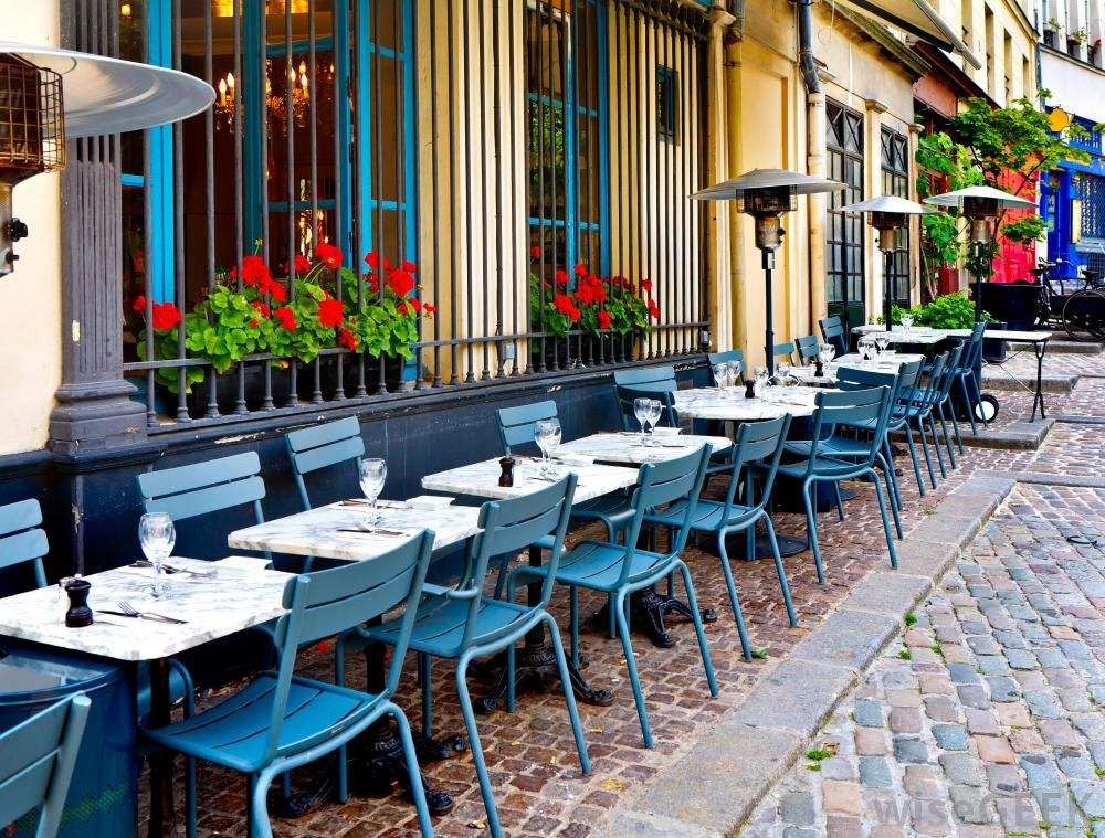 French Style · What Is A Bistro Chair?