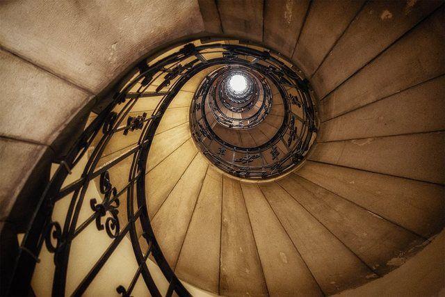 Artland Wandfolie »Carina Buchspies: Treppenauge« | OTTO #maquillagenoel