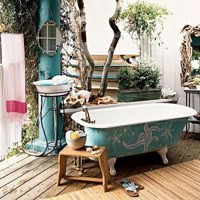 *swoon*...who doesn't need an outside bathroom?