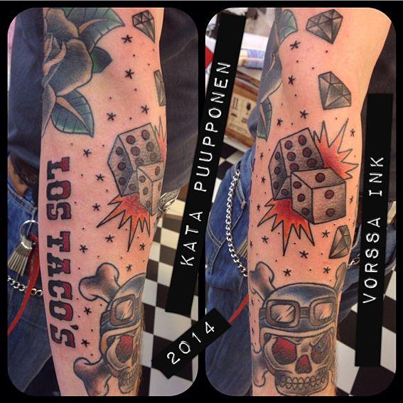 https://www.facebook.com/VorssaInk, http://tattoosbykata.blogspot.fi, #tattoo #tatuointi #katapuupponen #vorssaink #forssa #finland #traditionaltattoo #suomi #oldschool