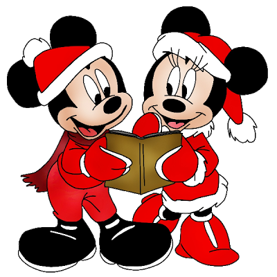 Minnie mouse christmas. Mickey and clip art