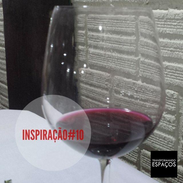 Transformando Espaços - Dicas de Organização: Inspiração # 10 - Vinho