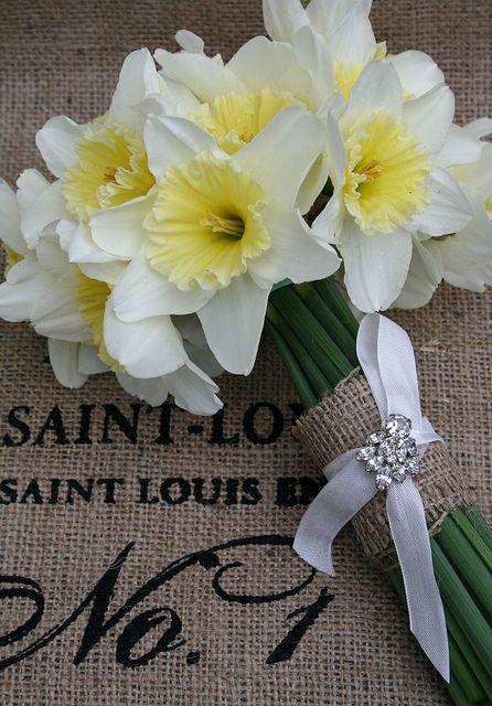 Daffodil Bouquet Daffodil Wedding Daffodil Bouquet Wedding Daffodil Wedding Flowers