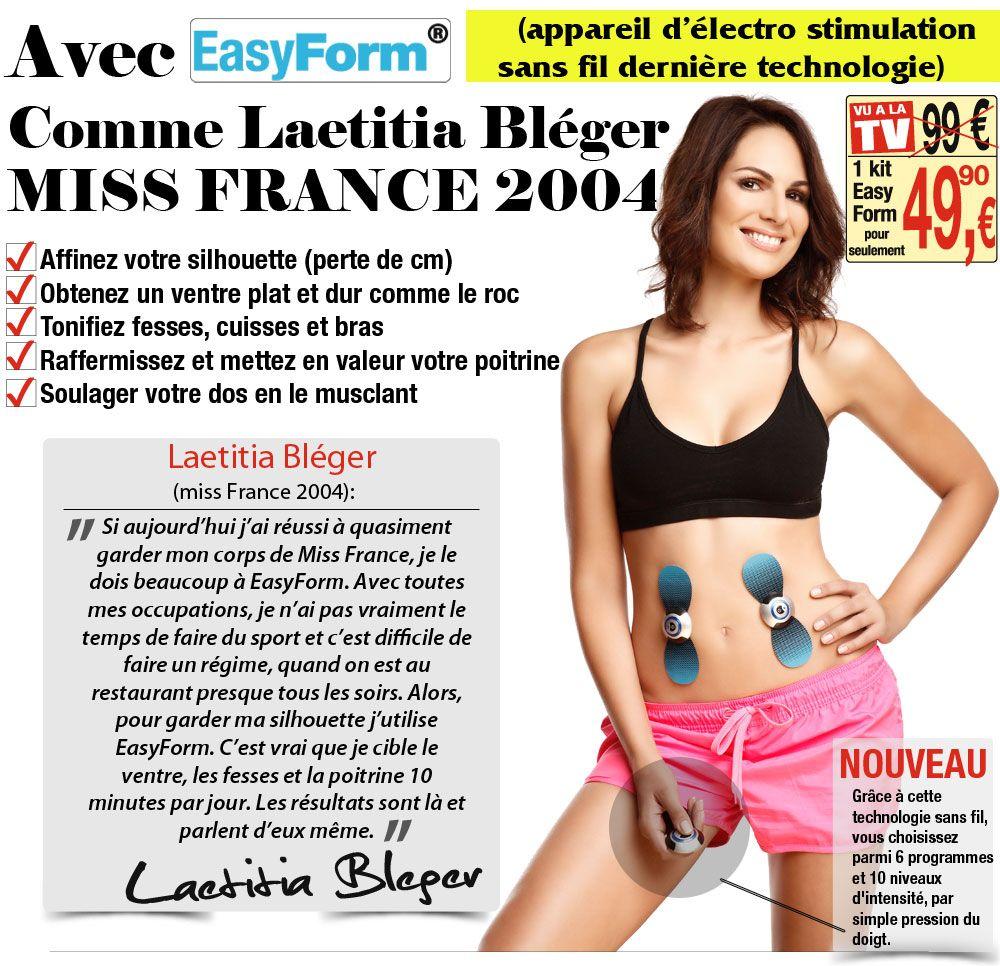Lætitia Bléger - EasyForm