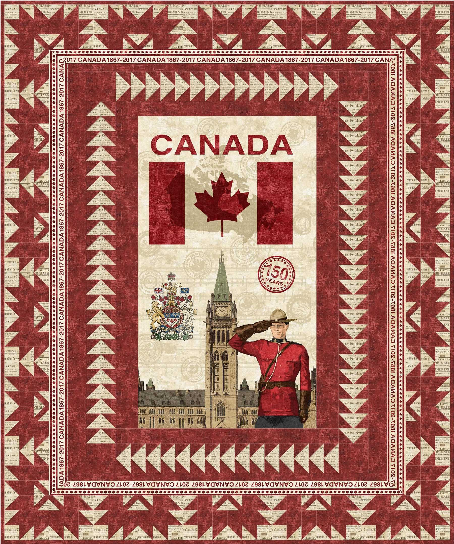 Northcott Quilts Canada Quilt Patterns Canadian Quilts