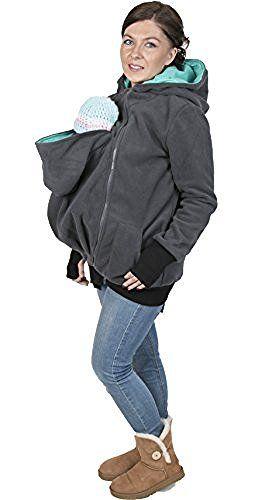 Maternity FUN2BEMUM Womens Babywearing Pregnancy Jacket Baby Carrier NP01