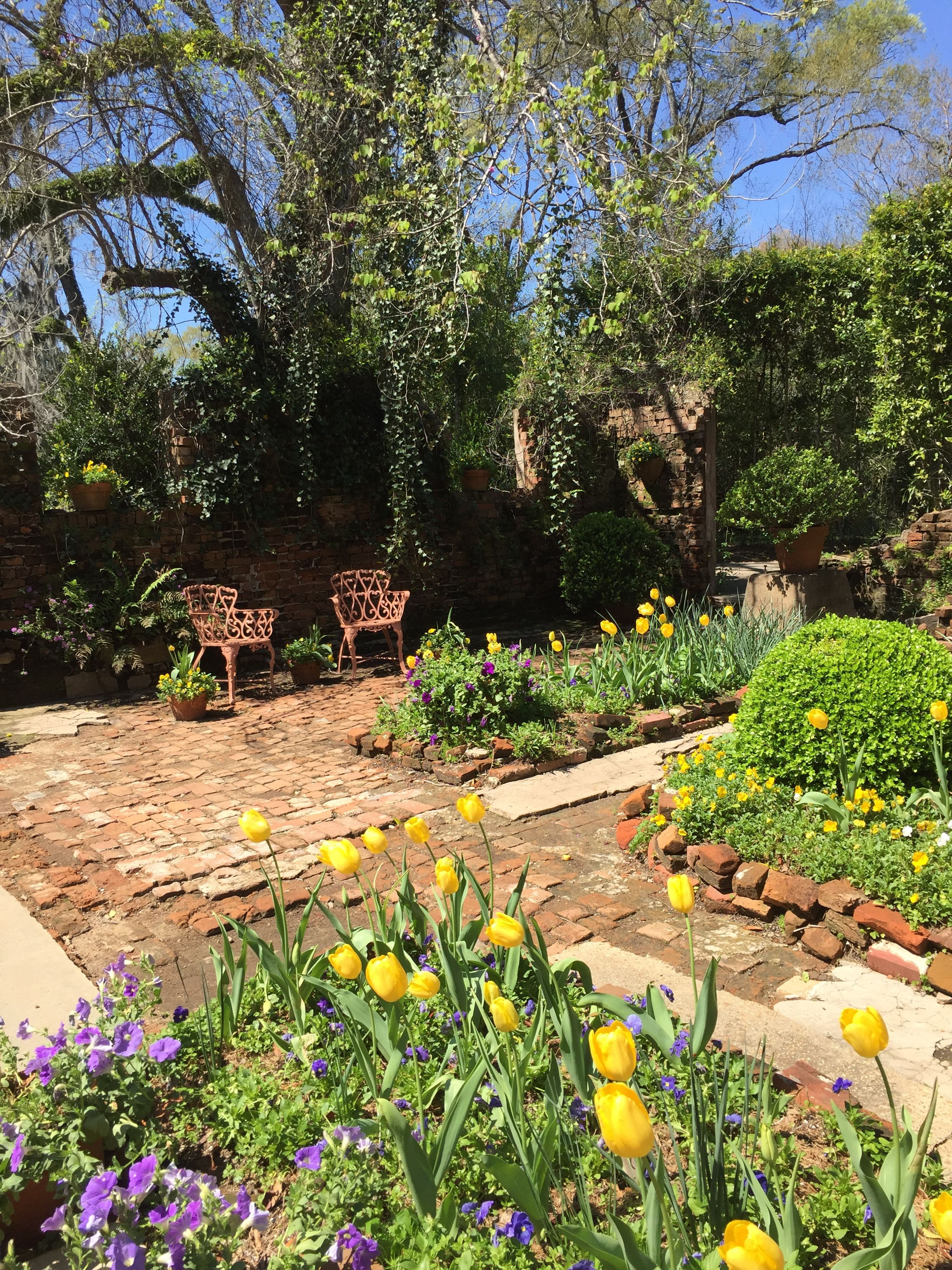 Afton Villa Garden, St Francisville LA