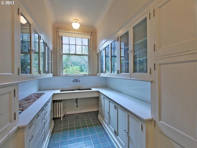 1923 Pantry Craftsman Style Kitchens Old House Dreams Craftsman Kitchen