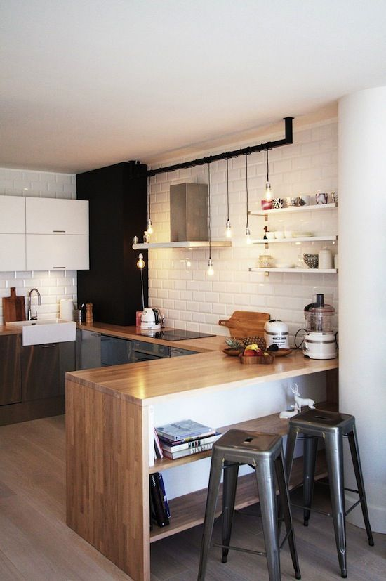 Cuisine moderne  cosy Layouts, Kitchens and Interiors