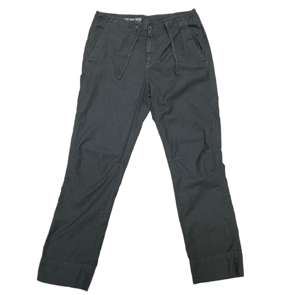 Save Khaki Jaspe Explorer Pants | Metal