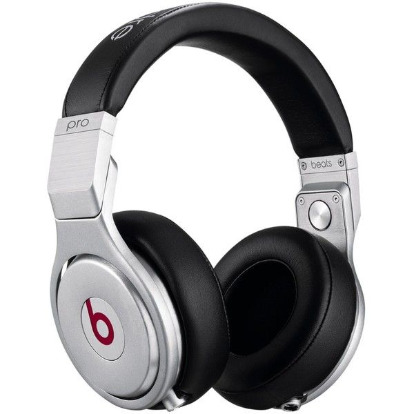 Beats By Dr Dre Pro Over Ear Headphones 395 Liked On Polyvore Featuring Accessories Tech Accessories Beats B Dre Headphones In Ear Headphones Headphones