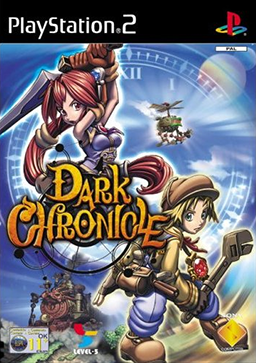 Dark Chronicle (Dark Cloud 2) this game did everything