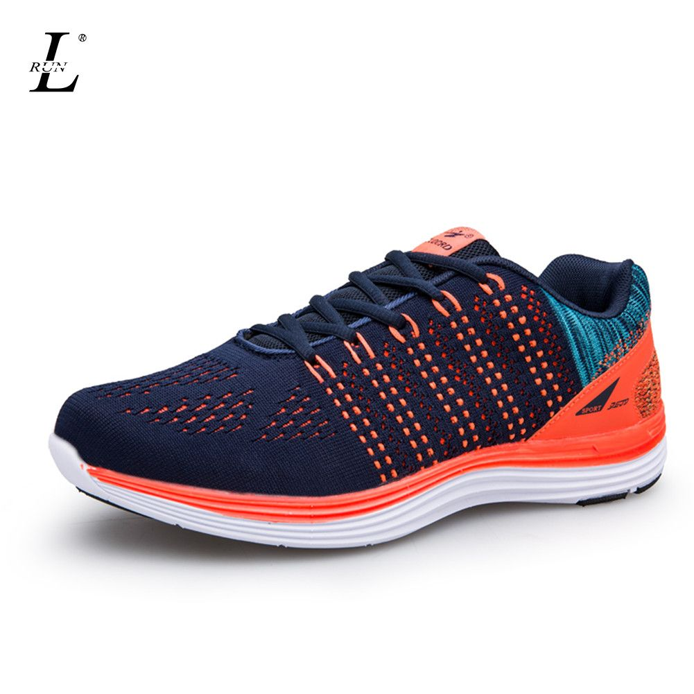 Brand Man Sports Footwear Daily Running Shoes Winter Outdoor Durable Walking  Male Sneakers Lace up Students