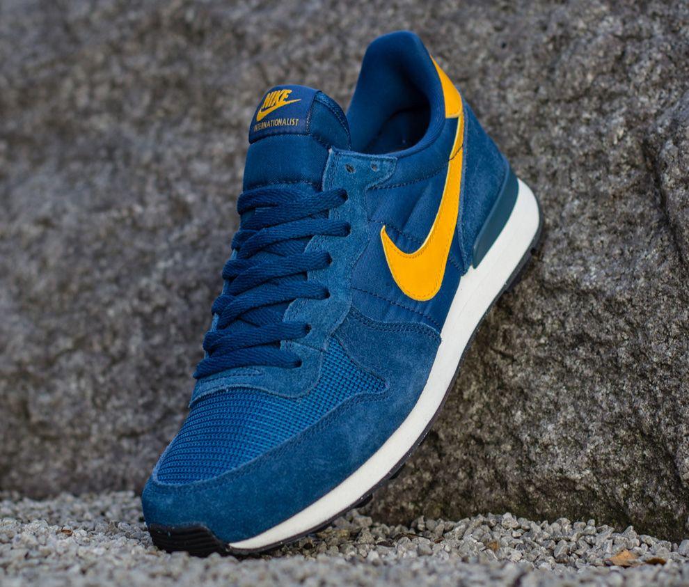 "huge discount 71d4a f711f Nike Internationalist ""Court Blue"""