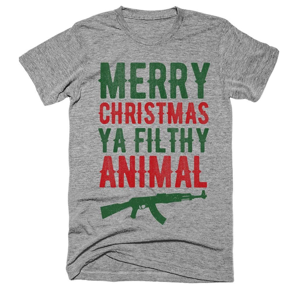 11++ Merry christmas ya filthy animal pajamas ideas