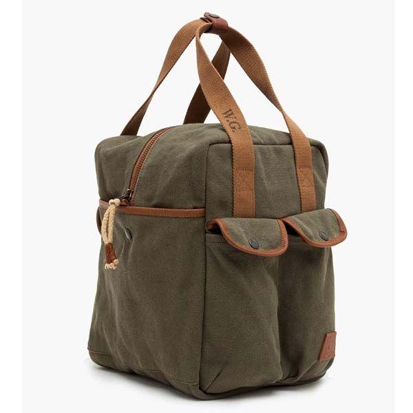 cbf8f54f54 Whillas and Gunn Australian-made Canvas Bag