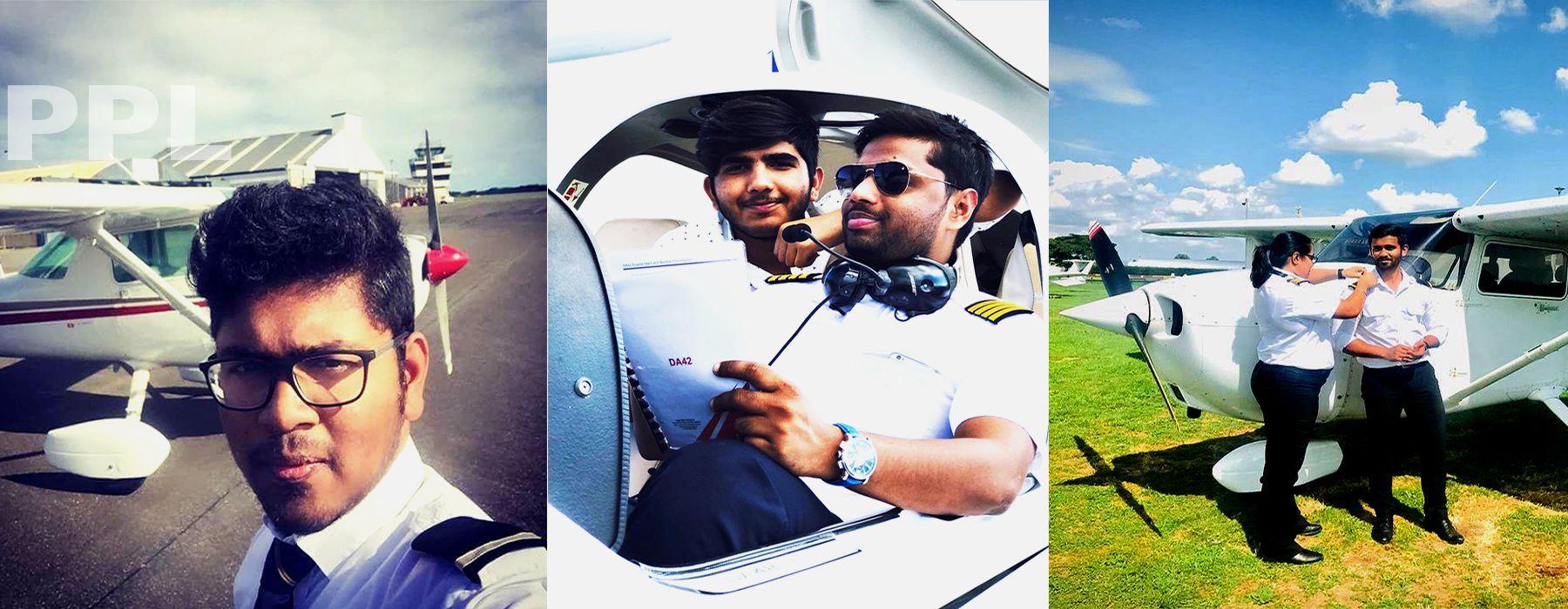 Flyuniverse is the Flight training School in Chennai. It