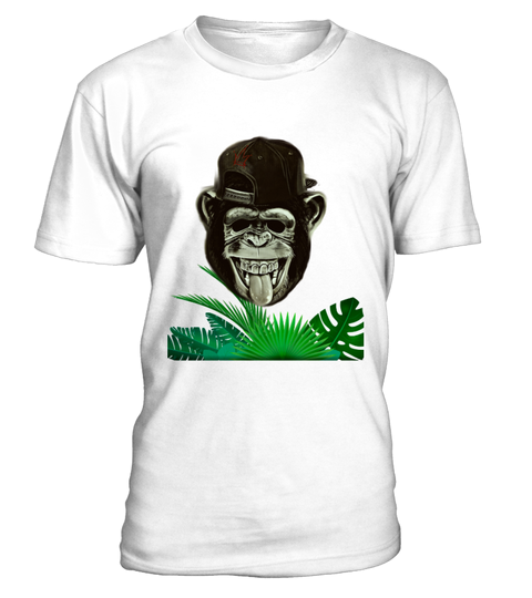 Chimpanzee Cool Tshirt Chimpanzee Lover Tee Shirt Design for Men and Women
