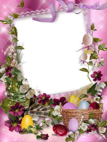 28 Free Easter Frames (PNG) - 1 Download; 388 mb zip. Beautiful ...