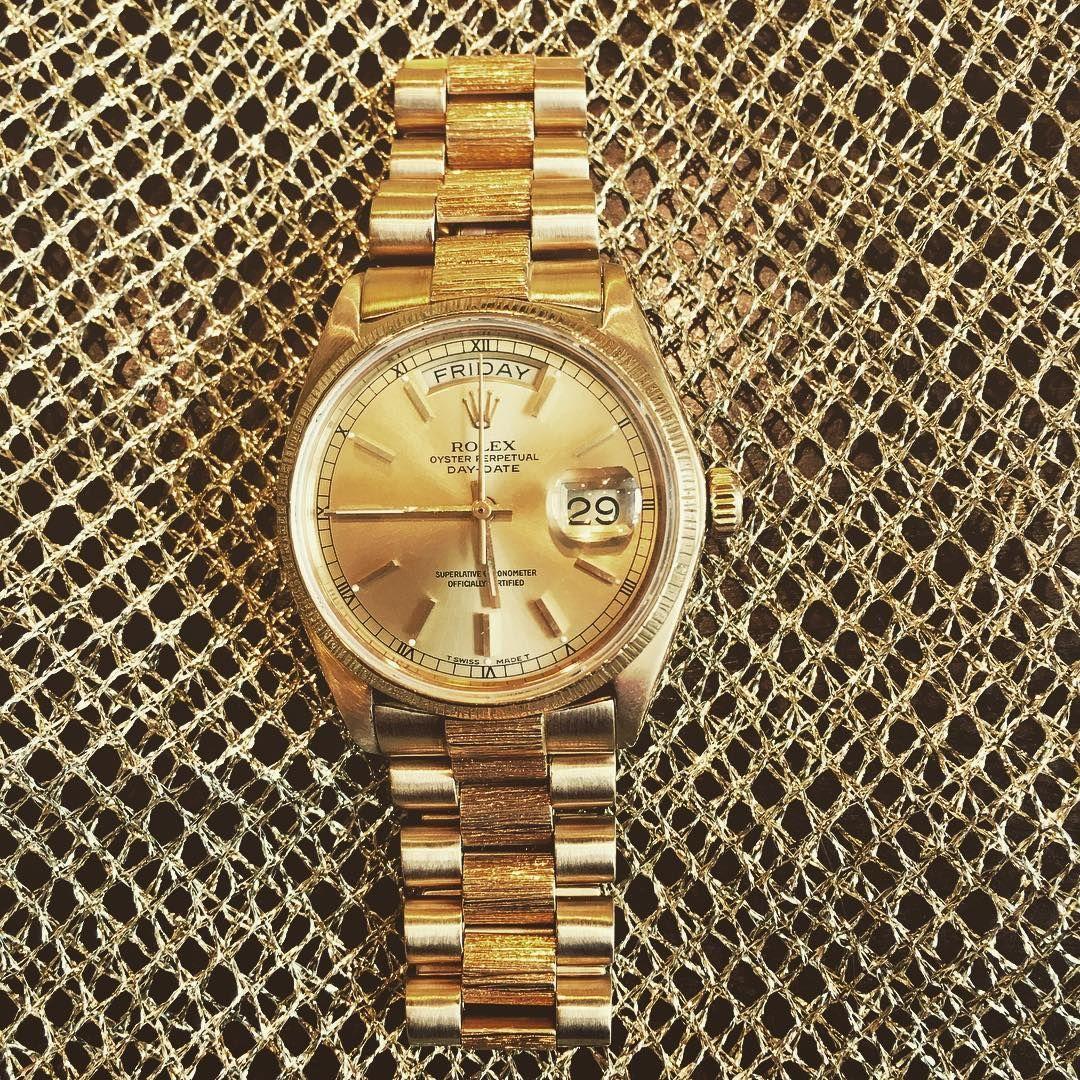 Rolex President Day-Date 18038. For the luxury seekers #rolex #watch   vintage watches   vintage watches for men   vintage watches men's   vintage horloges   horloges heren   SpiegelgrachtJuweliers.com