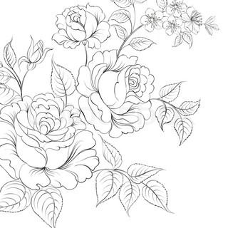 this style  wedding coloring pages flower coloring pages coloring pages