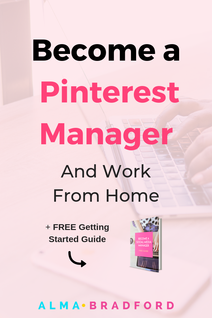 Become a Pinterest Manager And Make Money From Home - #A #and #Become #from #Home #Make #Manager #Money #Pinterest