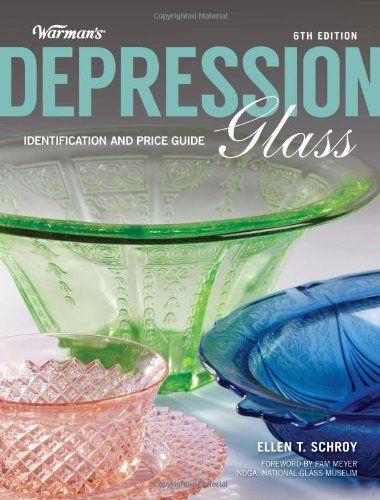 Warman's Depression Glass: Identification and Price Guide by Ellen Schroy http://www.amazon.com/dp/1440239673/ref=cm_sw_r_pi_dp_fRD4wb0J2K82A