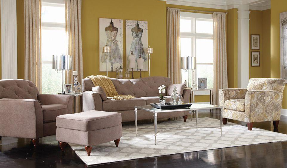 Malina by La-Z-Boy   Barr\'s Furniture   Pinterest   Oficial, Sitios ...