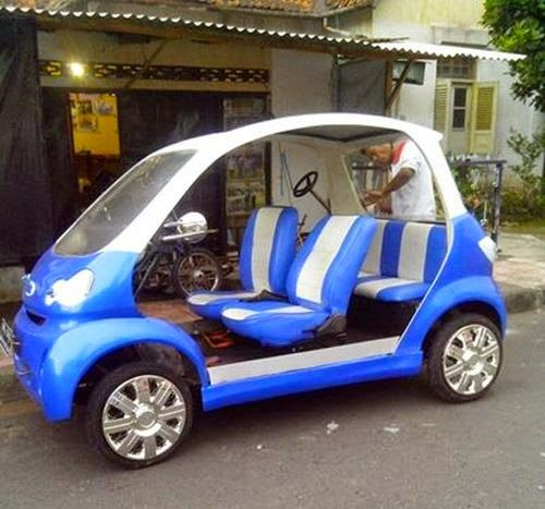 mobil listrik Mobilijo