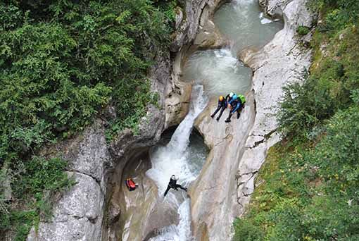 Canyoning near Montpellier and in the Cévennes | Escal ...