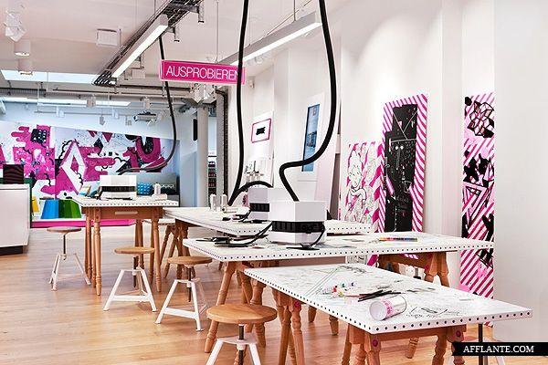 4010 Deutsche Telekom retail architecture Parat