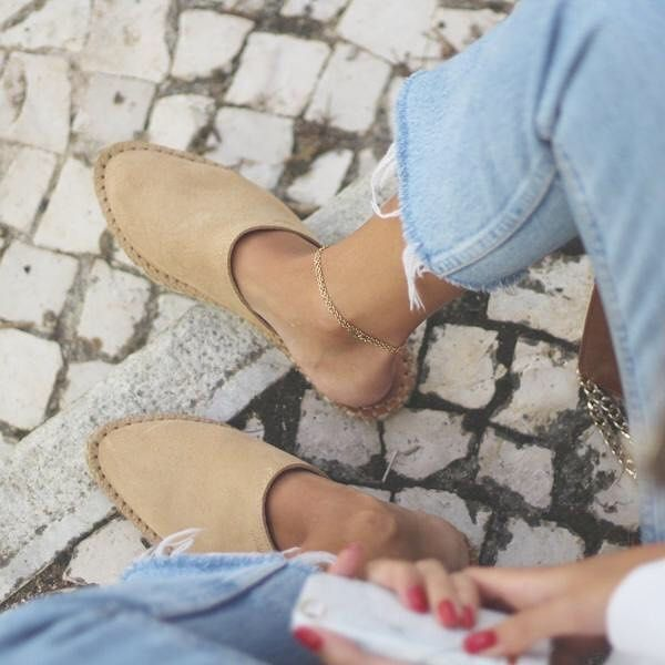89e1a070a919 Babucha Camel - Alohas Sandals Camel Sandals