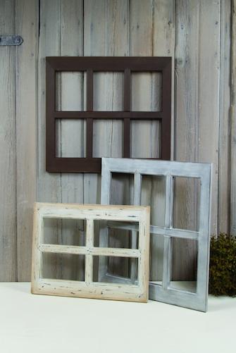 Pr39406 Set Of 3 Weathered Rustic Windows Photo Prop Wooden Window Frames Wooden Windows Rustic Window