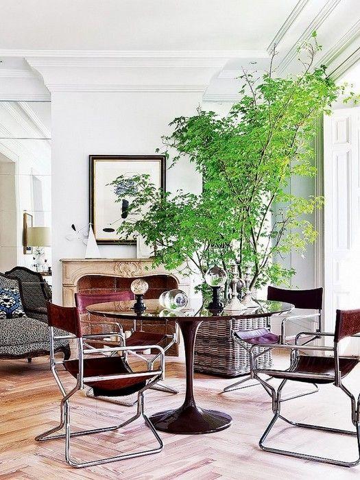 Salle à manger \u2013 Design vintage pour cette salle à manger \u2013 Design
